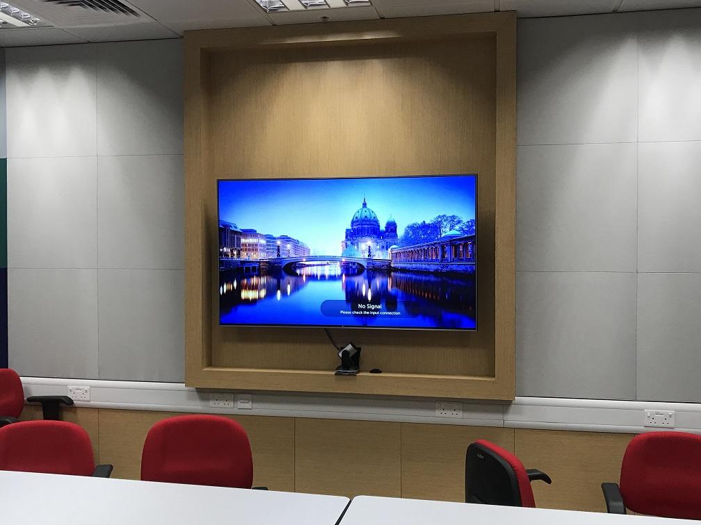 OCIO News: New Audio-Visual Equipment in Non-Departmental